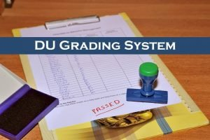 DU Passing Marks and Grading