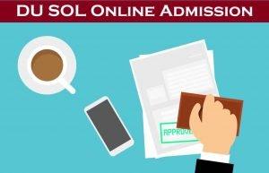 DU SOL Admission